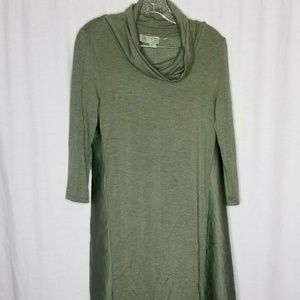 Anthropologie Saturday Sunday Green Dress S